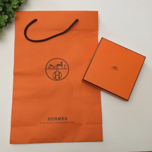 Hermes Shopping Bag Storage Box